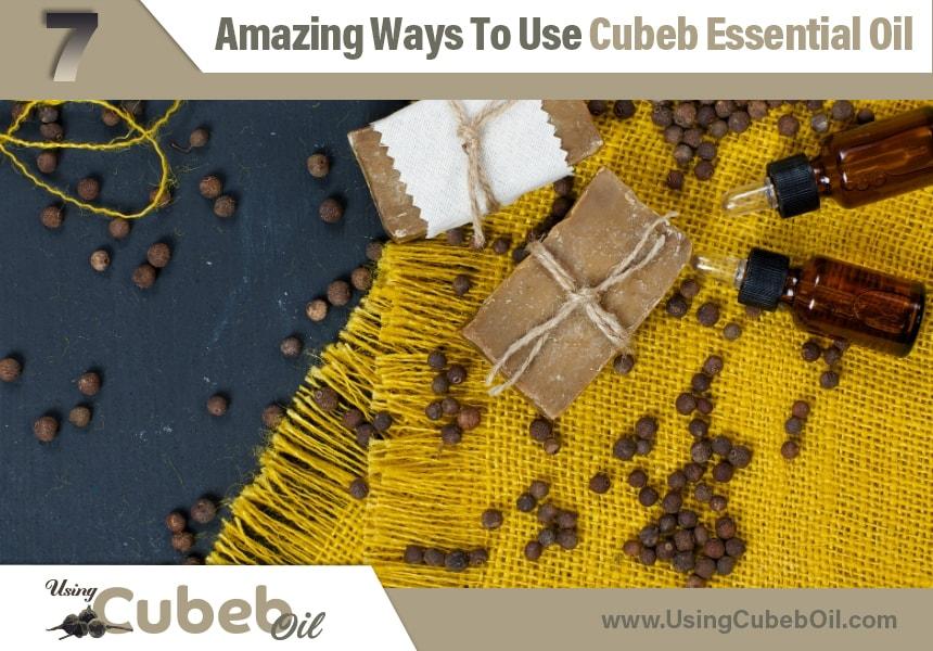 cubeb essential oil benefits