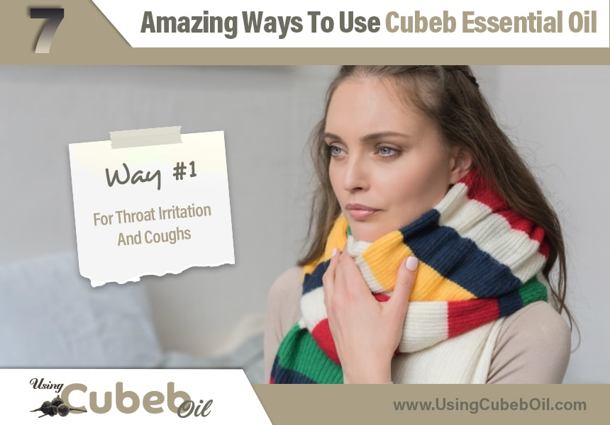 what is cubeb oil good for