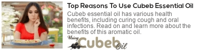 cubeb essential oil benefits