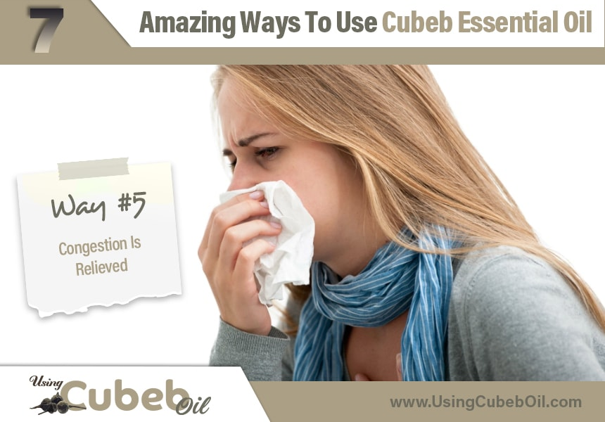 cubeb essential oil uses